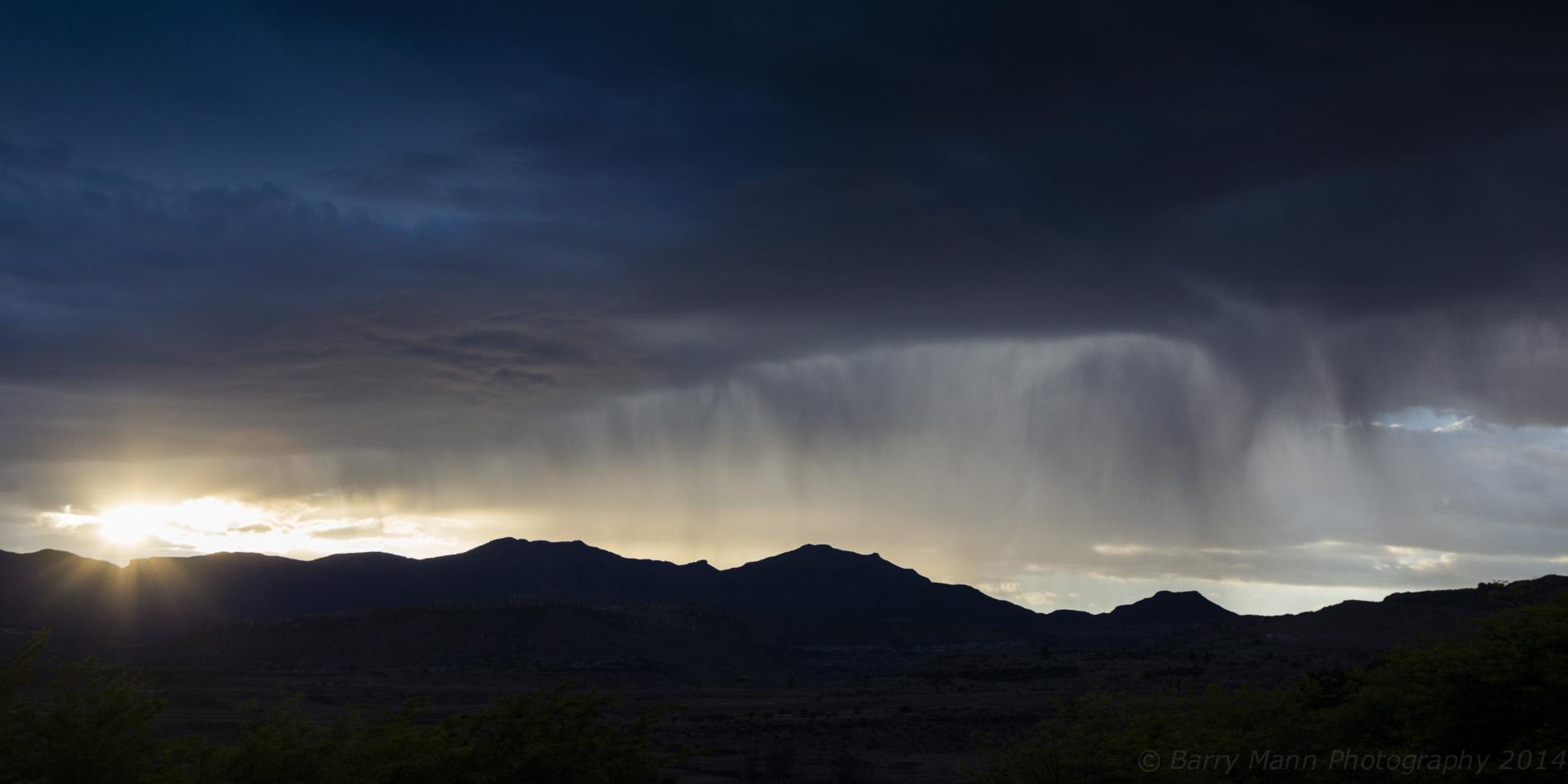 Sunrise Storm