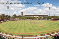 South Africa v England ODI, Bloemfontein, South Africa
